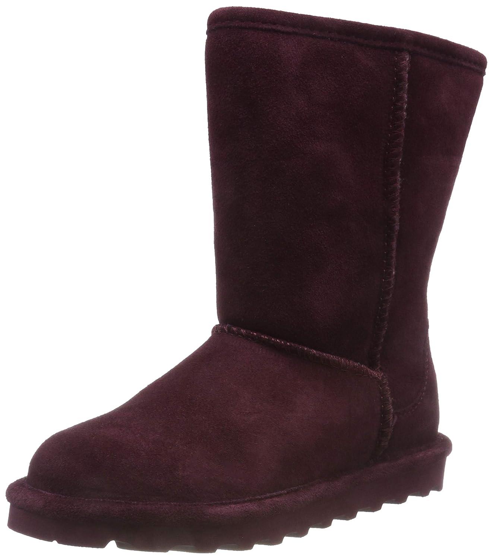 Wine Bearpaw Women's Elle Short Winter Boot