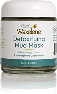 product image for Detoxifying Mud Mask - With Activated Carbon