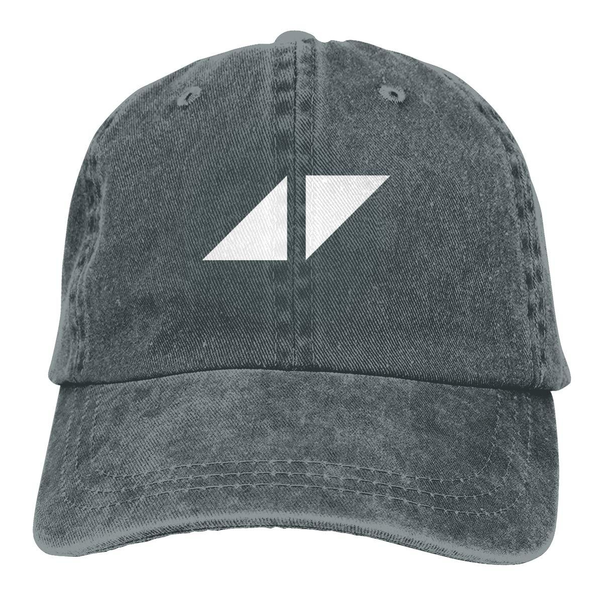 DIY Avicii Custom Fashion Baseball Hatblack