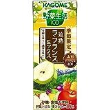 カゴメ 野菜生活100 追熟ラ・フランスミックス 195ml×24本
