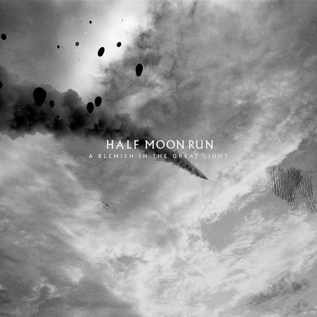 Image result for - Half Moon Run - A Blemish in the Great Light  cover""