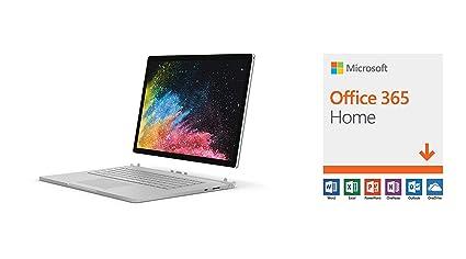 cd4ad0979a Amazon.com  Microsoft Surface Book 2 (Intel Core i7