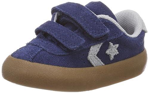 Converse Lifestyle Breakpoint 2v Ox Suede, Zapatillas de Estar por casa Unisex bebé: Amazon.es: Zapatos y complementos
