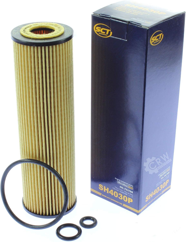 Filter Set Inspektionspaket 6 Liter Mannol Motoröl Extreme 5w 40 Api Sn Cf Sct Germany Ölfilter Auto