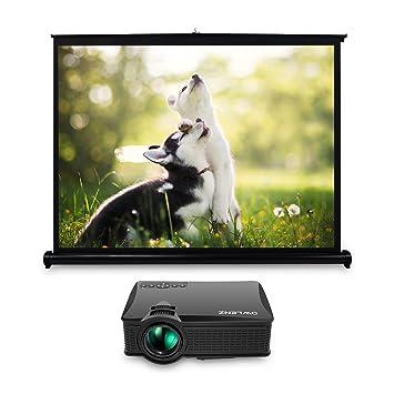 Amazon.com: owlenz Home Theater Solution – Portable Full HD ...