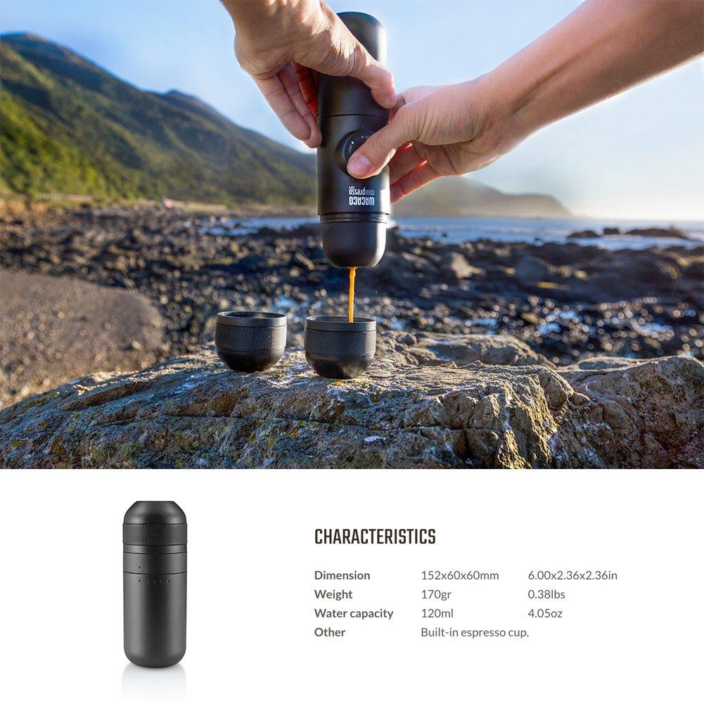 Wacaco Minipresso Tank+, Accessory for Minipresso NS or Minipresso GR Portable Espresso Machine by WACACO (Image #3)