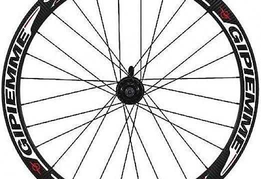 Ruedas bicicleta MTB de carbono Ruedas de carbono Gipiemme Sierra ...