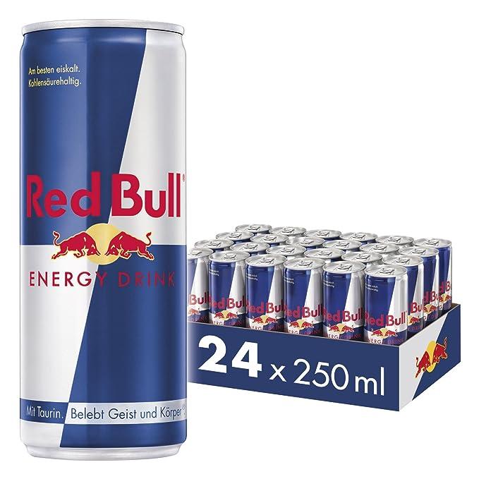 red bull koffein per 100 ml