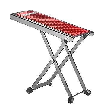 ... Reposar con 4 Casquillos Extremo de Altura Fija Posiciones y Pad para Guitarra Flamenco Acústica o Eléctrica(Rojo): Amazon.es: Instrumentos musicales