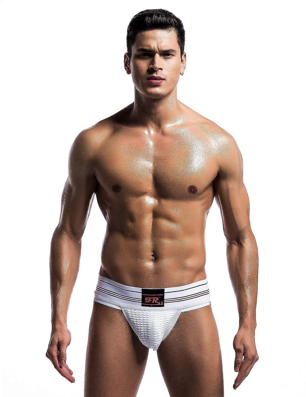 Arjen Kroos Mens Jockstrap Gym Underwear Athletic Supporter