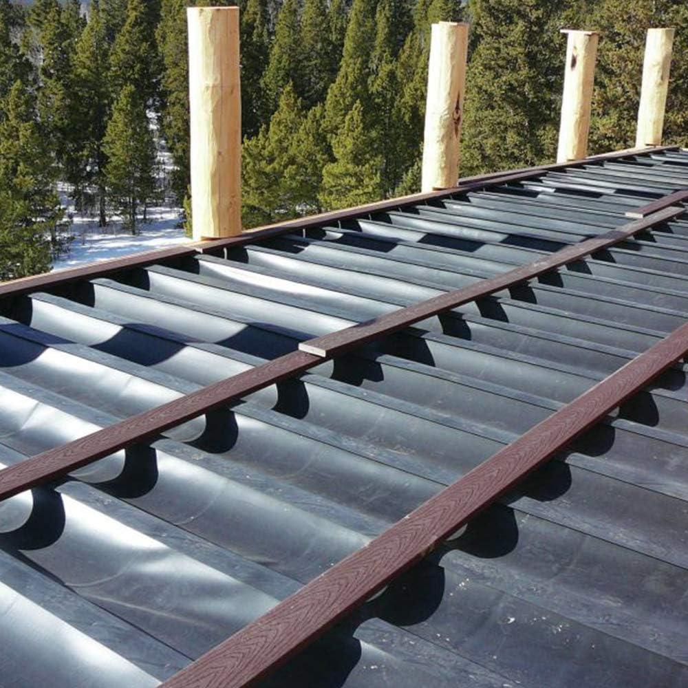 Prevents Moisture SGC EzDeck Rain Protect Terrace Drainage System Increases The Longevity of Terrace Joists