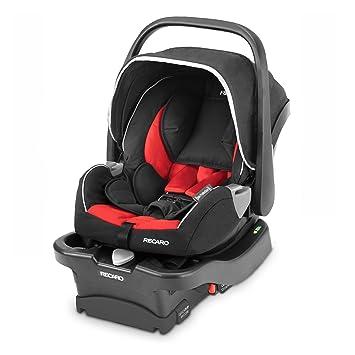 RECARO 2015 Performance Coupe Infant Seat Scarlet
