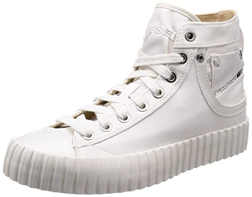c59208254493 DIESEL Women s Trainers  Amazon.co.uk  Shoes   Bags