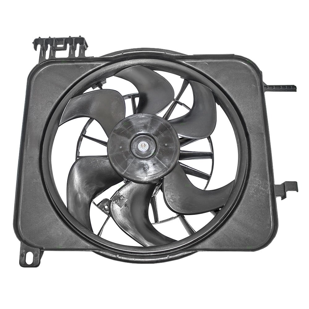 Radiator And Condenser Fan For Chevrolet Cavalier Pontiac Sunfire GM3115106