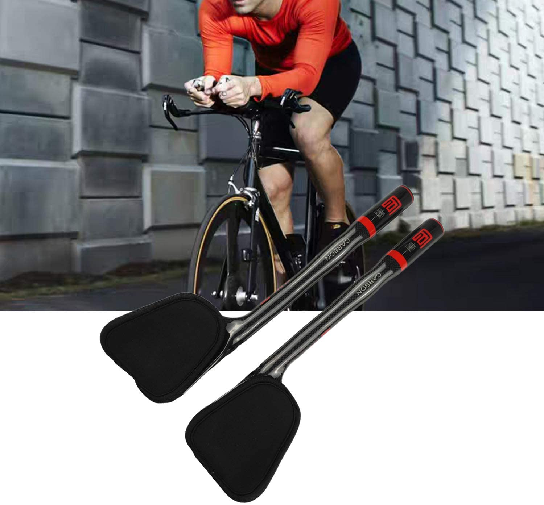 PLATT Manillar de bicicleta de Triatlón 3K Carbono Tri Bar ...