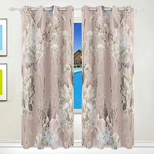 Editors' Choice: Blackout Curtains Window Curtain Panel