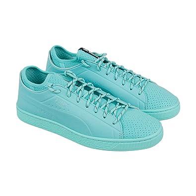 grand choix de 7048a ac625 Amazon.com | PUMA X Diamond Basket Sock Lo Mens Blue Textile ...