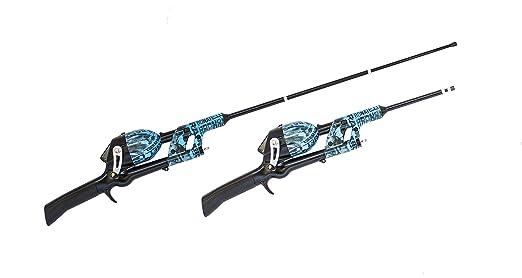Amazon.com: Set de caña de pescar telescópica ...