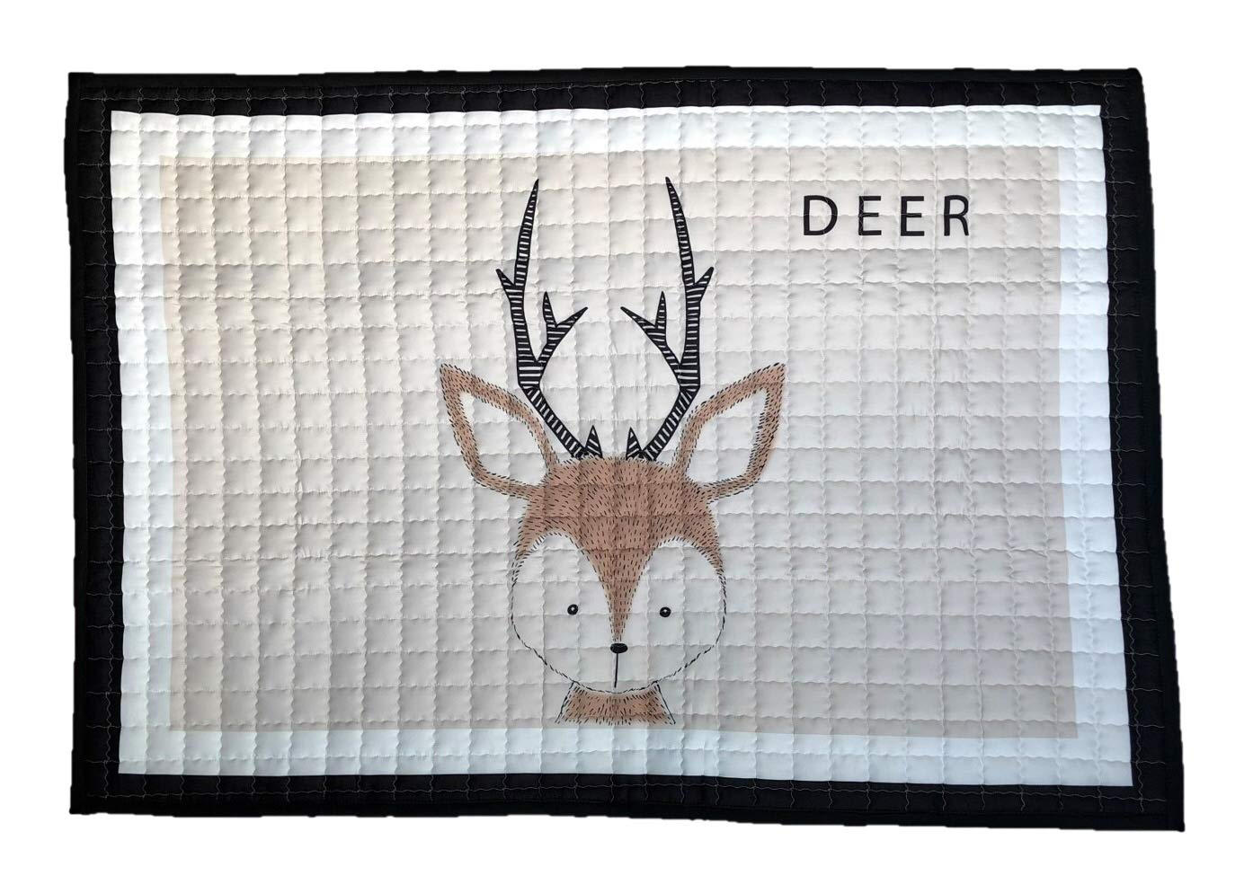 Cran & Berry - Animal Play/Activity Mat (Deer)