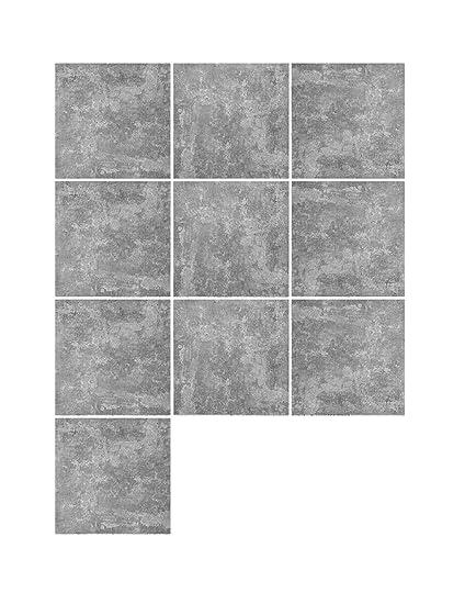 Aieoe Bathroom Tile Stickers Removable Backsplash Tile Decals Waterproof Design Tile Stickers Pvc Peel And Stick Tile Decals Staircase Decorative Tile