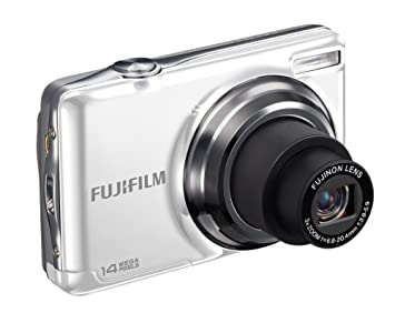 fujifilm jv300 digital camera white 2 7 inch lcd amazon co uk rh amazon co uk