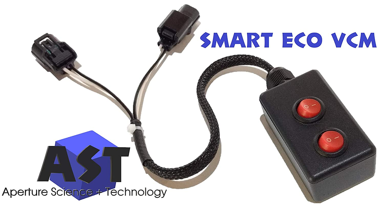 AST Smart ECO VCM Spark Plug Saver, Muzzler, Controller, Compatible with:  Honda Odyssey [2007-2017] Accord [2008-2017] Pilot [2009-2017] Acura  RLX,MDX