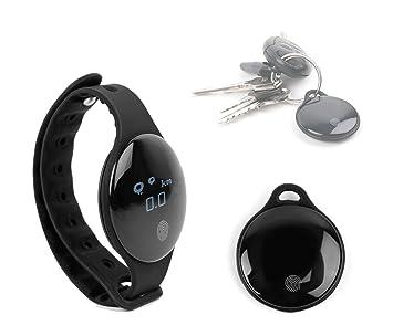 Duragadget Tracker dactivité pour Wiko U Feel, View Prime, Sunny 2,