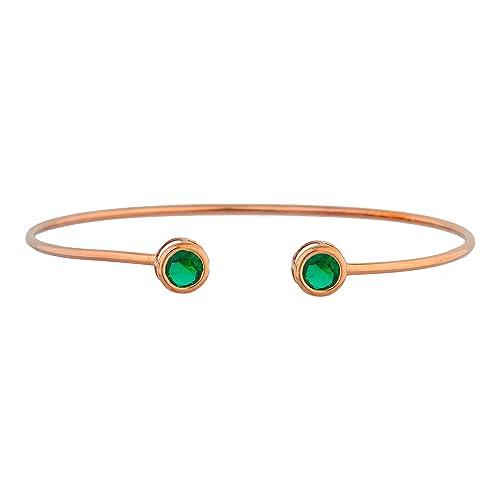 Fine Jewelry Fine Bracelets 1 Ct Citrine 6mm Heart Bezel Bracelet .925 Sterling Silver