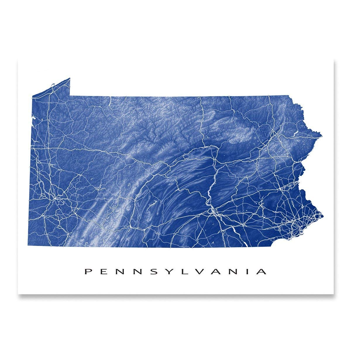 Pennsylvania Map Art Print, PA State Artwork, USA Wall Poster on pennsylvania colors, pittsburgh map usa, ohio map usa, clemson university map usa, colorado map usa, mississippi map usa, pittsburgh pennsylvania usa, iowa map usa, pennsylvania on map, wisconsin map usa, oregon map usa, new york on map of usa, pennsylvania statehood, nebraska map usa, oklahoma map usa, indiana map usa, minnesota map usa, pennsylvania caves map locations, connecticut map usa, michigan map usa,