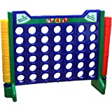 Garden Games Giant Up 4 It - genuinely giant connect 4 counters game 110cm tall x 146cm wide