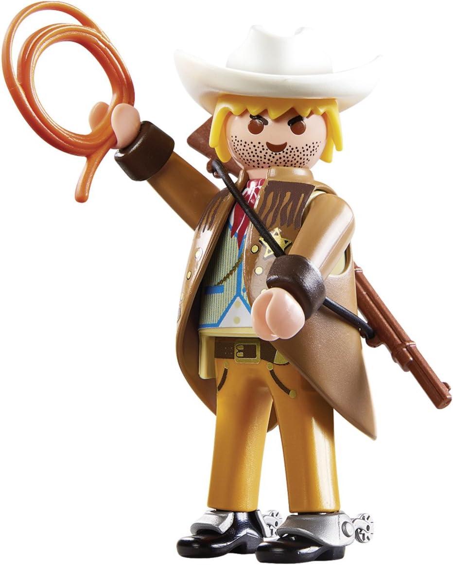 Playmobil Playmofriends- Alguacil Muñecos y Figuras, Multicolor, 4 x 16 x 12 cm (Playmobil 9334)