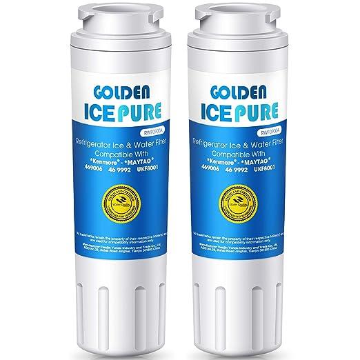 Icepure nevera filtro de agua de repuesto (unidades) Compatible ...