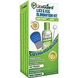LiceGuard Lice and Nit Shampoo Elimination Kit