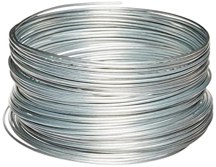 Wire gage steel capacity info wiring amazon com ook 50141 12 gauge steel galvanized wire 100 ft 2 rh amazon com 4 gauge steel wire steel 12 gauge wire diameter greentooth Images