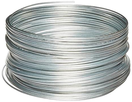 Amazon.com: OOK 50141 12 Gauge Steel Galvanized Wire, 100 ft ... on