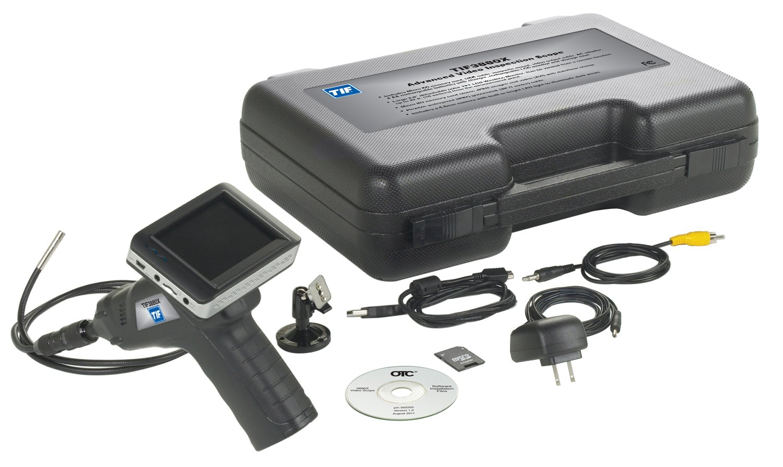 Robinair TIF3880X Advanced Video Inspection Scope