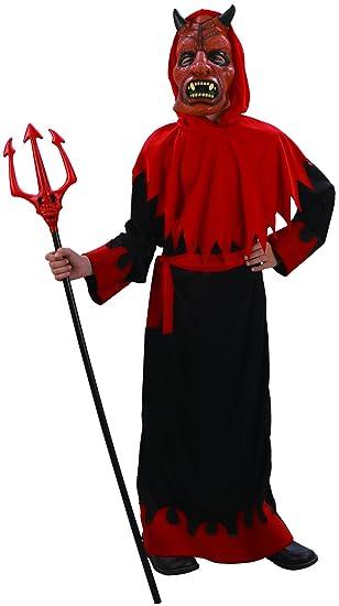Disfraz de diablo niño - 10 - 12 años: Amazon.es: Juguetes y juegos