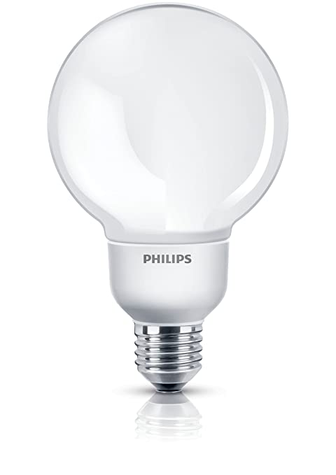 11 opinioni per Philips Softone Globe energy saving bulb 8711500830135- fluorescent bulbs (12 W,