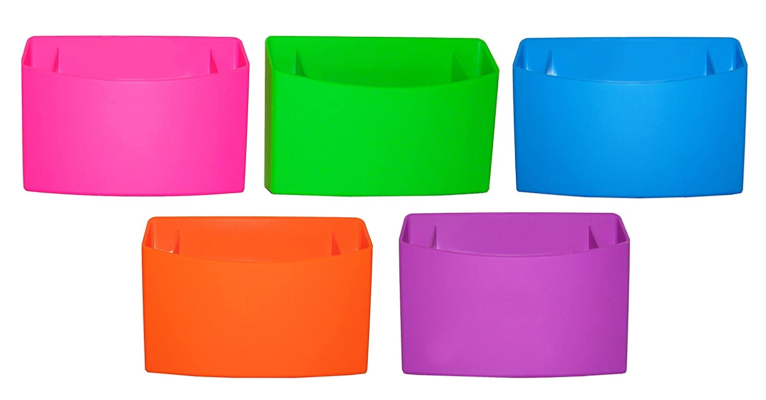 Inkology Color Rush Silicone Magnetic Locker Bin Color May Vary Office  Products Jpg 1500x784 Magnetic Storage