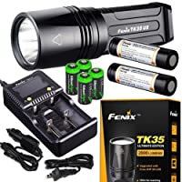 FENIX TK35 Ultimate Edition UE 2000 Lumen LED Tactical Flashlight