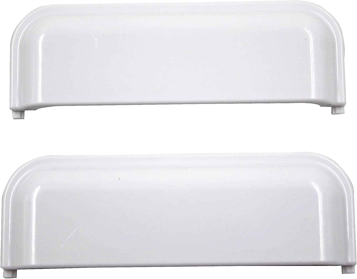 W10861225,AP5999398,PS11731583,W10861225VP, W10714516 Door Handle for Whirlpool Appliance Dryer replaces for Amana, Crosley, Maytag, Whirlpool, Kenmore Roper -replacement parts (Dry door handle 2pcs)
