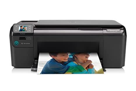 HP Q8380B#BEK - Impresora multifunción de tinta color (29 ppm, A4 ...