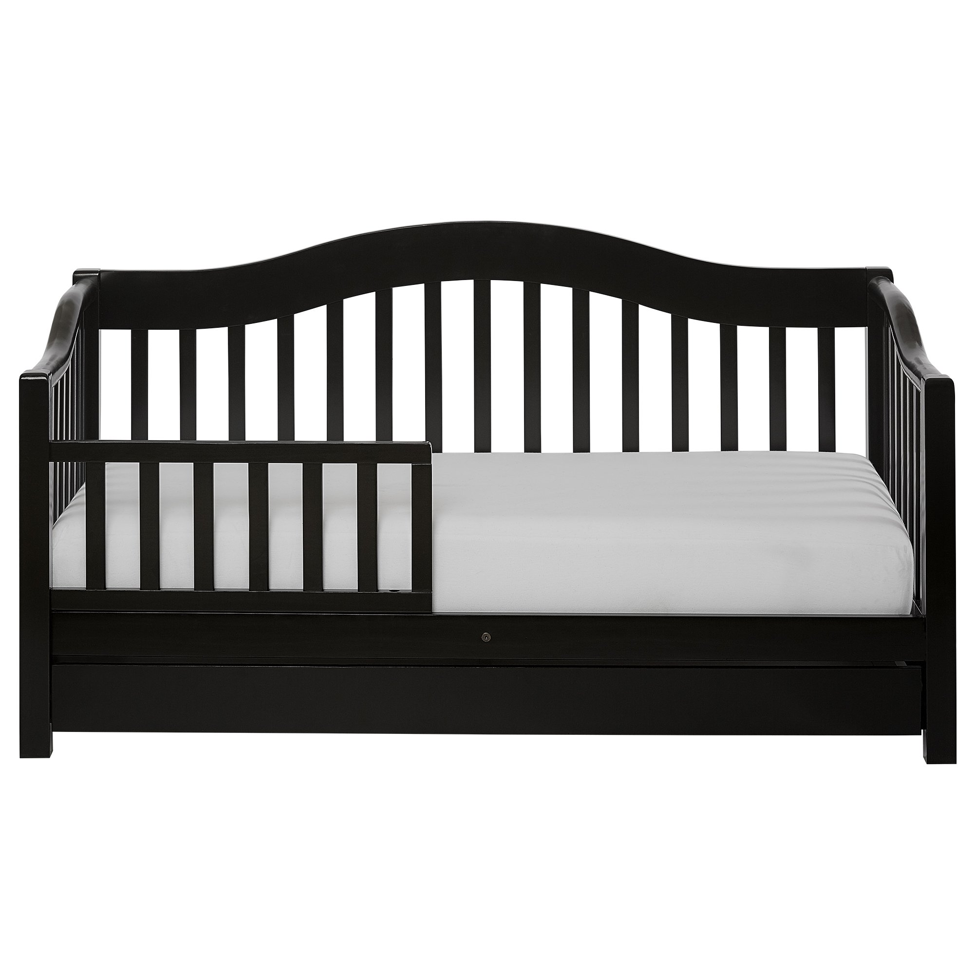 Dream On Me Toddler Day Bed, Black by Dream On Me