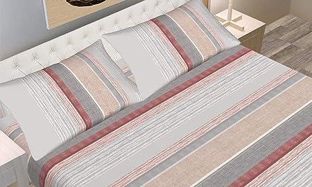 Top Shop - Juego de sábanas de Franela de algodón para Cama ...