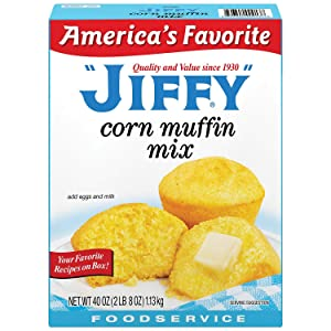 Jiffy ALL PURPOSE Baking Mix 40oz (3 Pack)