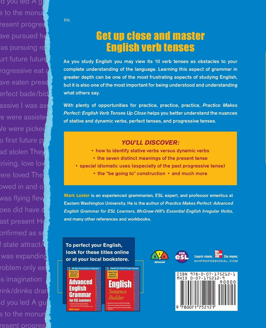 Buy Practice Makes Perfect English Verb Tenses Up Close (Practice