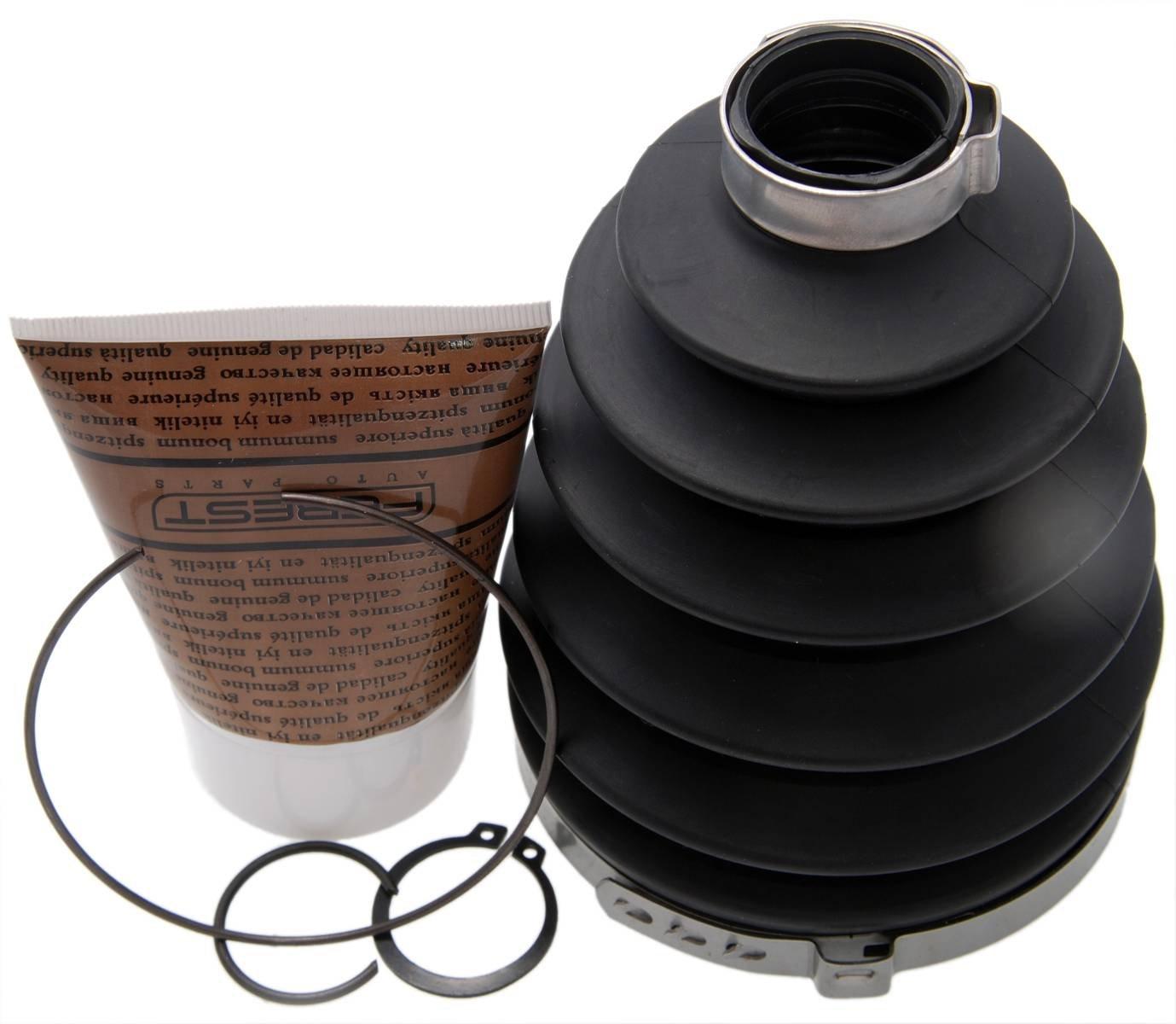 FEBEST 0417P-V75 Outer CV Joint Boot Kit