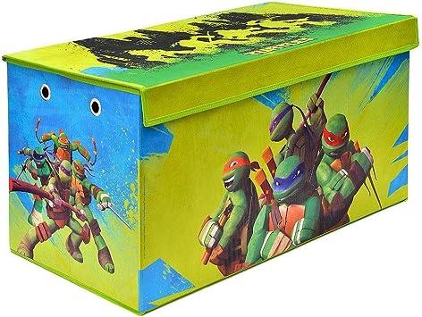 Licensed Kids Boys 24 Piece Teenage Mutant Ninja Turtles Art Case