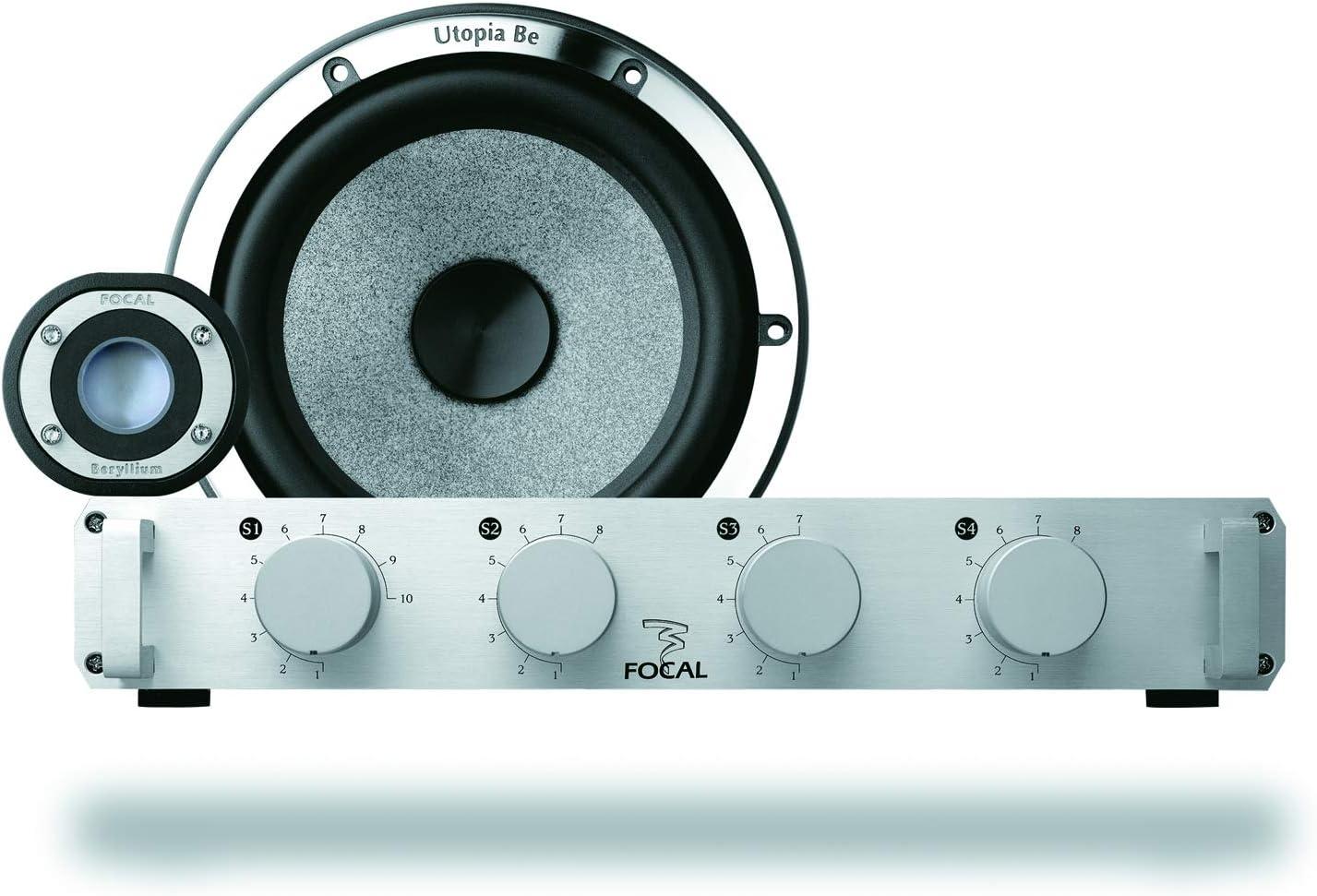 Focal Utopia Be Kit N 6 Active Rund Xlr Elektronik