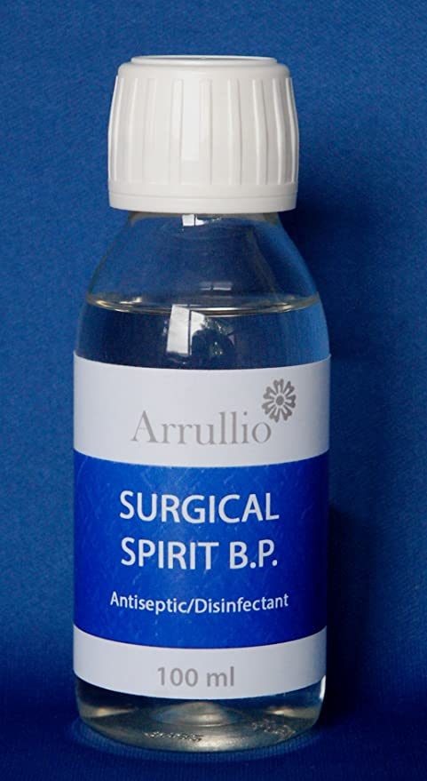 Top Five Isopropyl Alcohol Surgical Spirit - Circus
